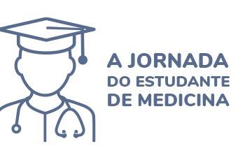 Capa do curso de A Jornada do Estudante de Medicina