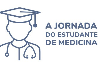 Imagem curso de A Jornada do Estudante de Medicina