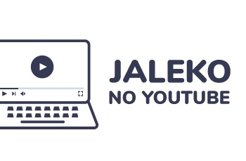 Imagem curso de Jaleko no YouTube
