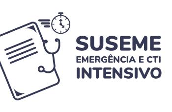 Imagem curso de SUSEME emergência e CTI - Intensivo