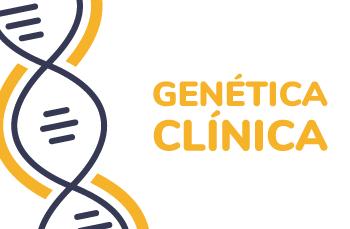 Capa do curso de Genética Clínica