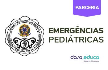 Imagem curso de Emergências Médicas - Pediatria