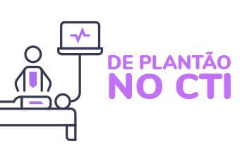 Imagem curso de De Plantão no CTI