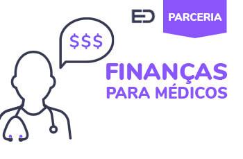 Imagem curso de Finanças para médicos