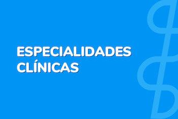 Imagem curso de Especialidades Clínicas