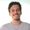 Foto do professor Nícholas Rodrigues