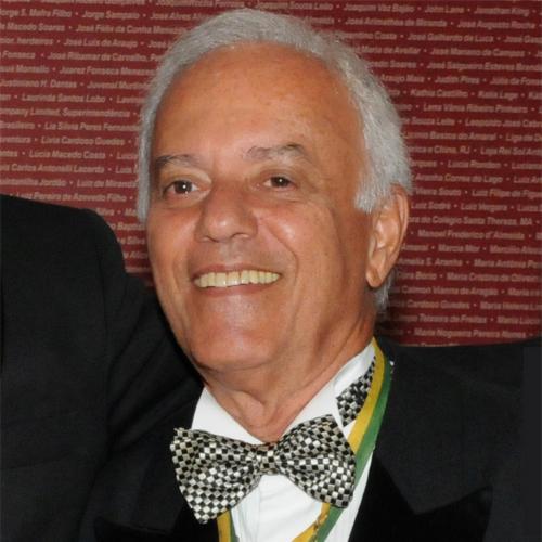 Foto do professor Glaciomar Machado