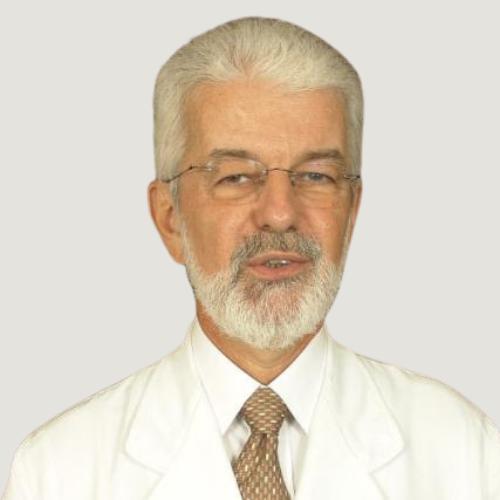 Foto do professor José Augusto da Silva Messias